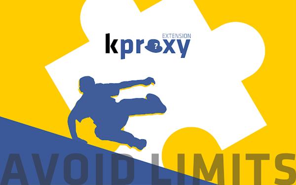 Zong Kproxy method