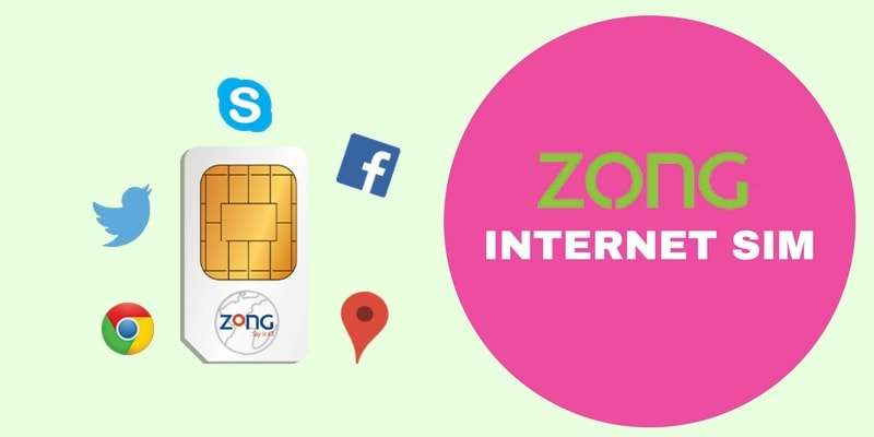 Zong 3G/4G Internet SIM Packages 2019 (Latest) – Cells pk