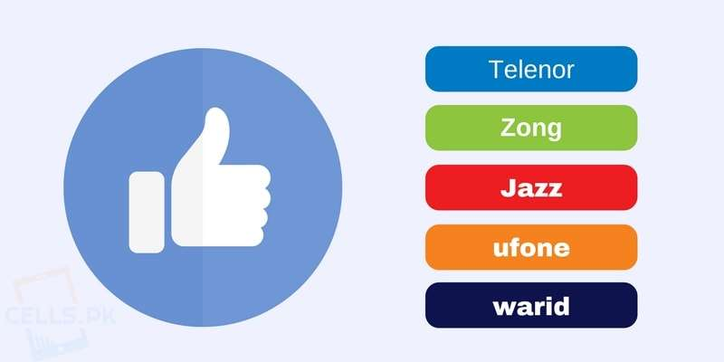 Free Facebook Packages & Tricks for All Networks (Warid, Jazz, Zong, Telenor, Ufone) Complete Info