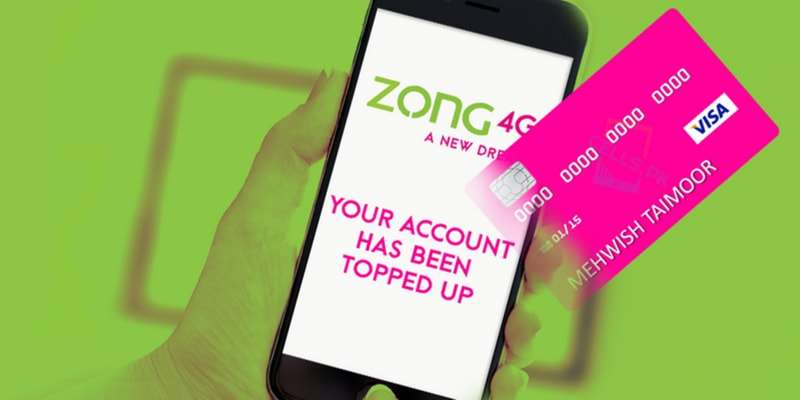 Zong Online Recharge 2019 Now Recharge Rs. 1000 to get FREE 1000 MB Internet Unlimited Calls & 500 SMS