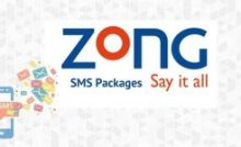 Zong brings Huawei Y7 Prime (2018) with FREE 16GB Internet Data for
