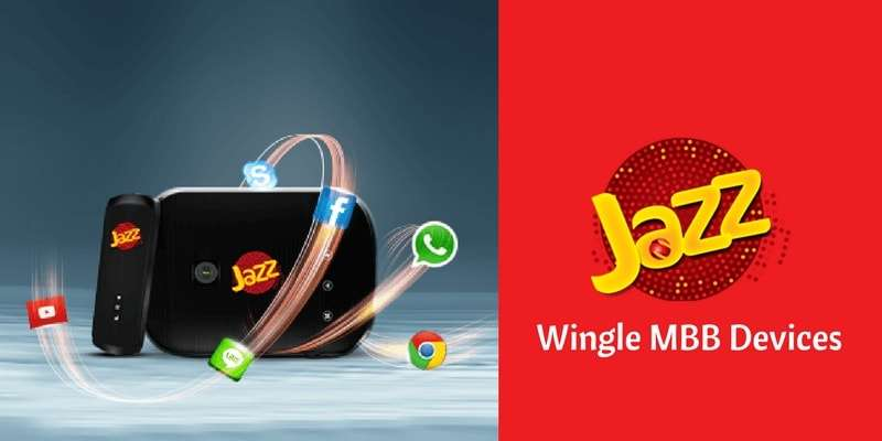 Mobilink / Jazz 4G Wifi & Wingle MBB Devices Price / Packages 2019