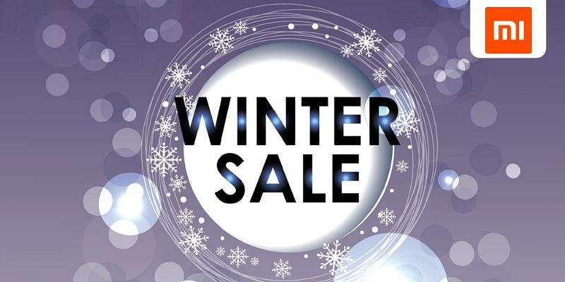Xiomi Winter Sales