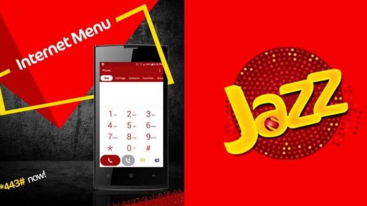 Mobilink Jazz Monthly Mega Plus Offer And Jazz Internet Menu Complete Details