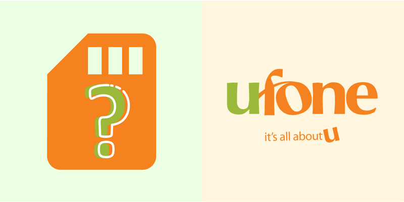 Ufone number Check code, number trace & Sim Ownership – Cells pk