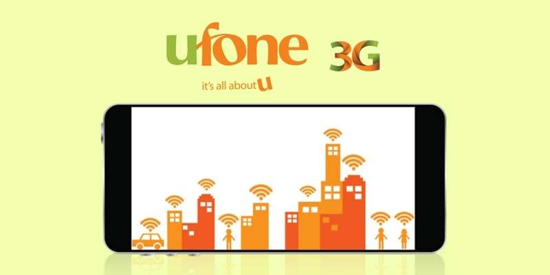Ufone Postpay 3G Internet Packages (Complete Details)