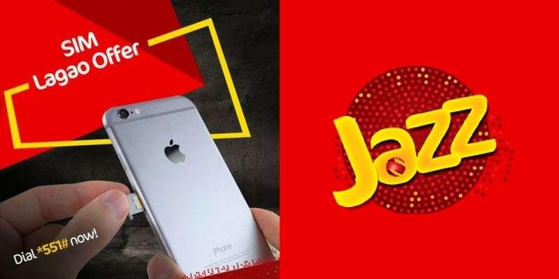 Mobilink Jazz SIM Lagao Offer 2019 – Price, Activation Code, Validity, Status
