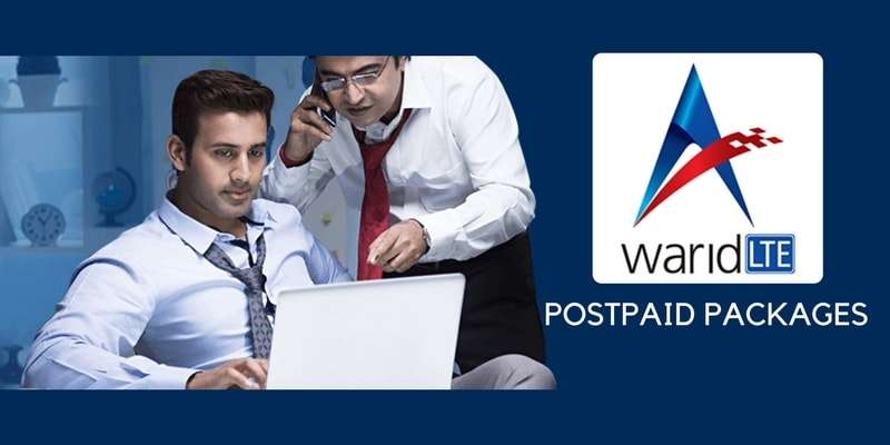 Warid Postpaid Packages (Complete Details)