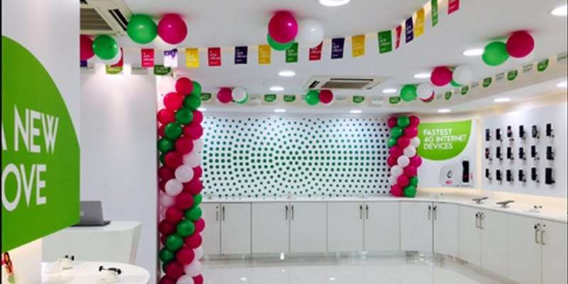 Zong 4G Concept Store is a One-Stop Destination for all its Services & Products