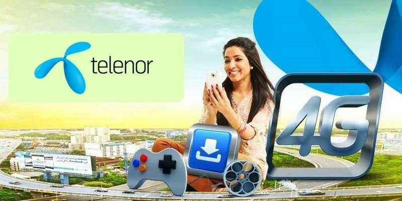 Telenor 4G Monthly Packages (Latest & Updated)