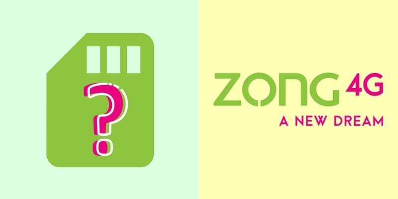 How to check Zong SIM Ownership & Number Check Code