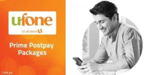 Ufone Prime Postpay