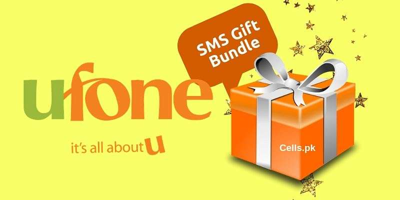 How to activate Ufone Gift Box SMS with its Price, Validity & Status Code