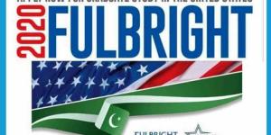 Fulbright Scholarship 2020