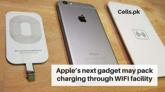 Apple's next gadget may pack charging through WIFI facility