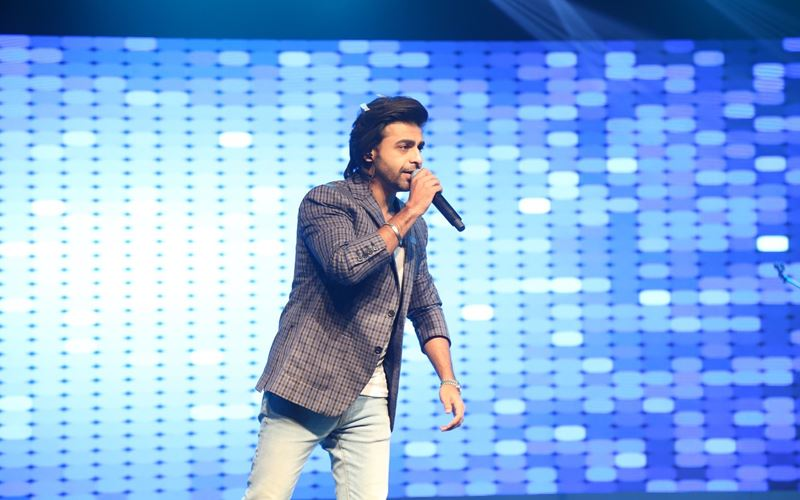 Farhan Saeed rocked the event