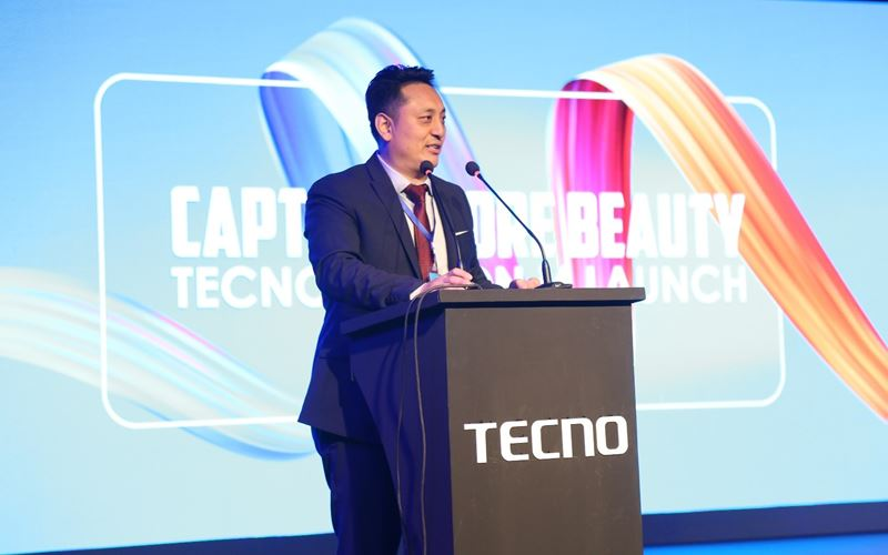 Higer Zhao - VP Tecno Mobile Global