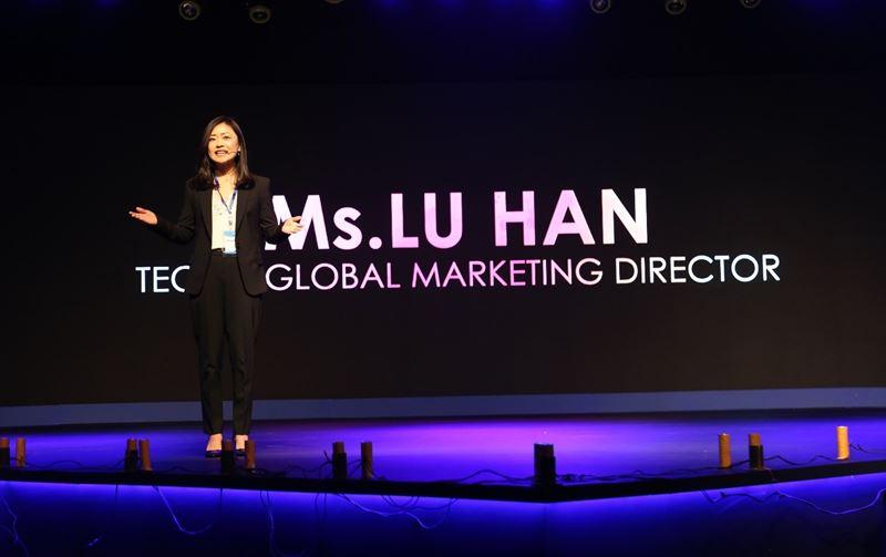 Lu Han - Global Marketing Director