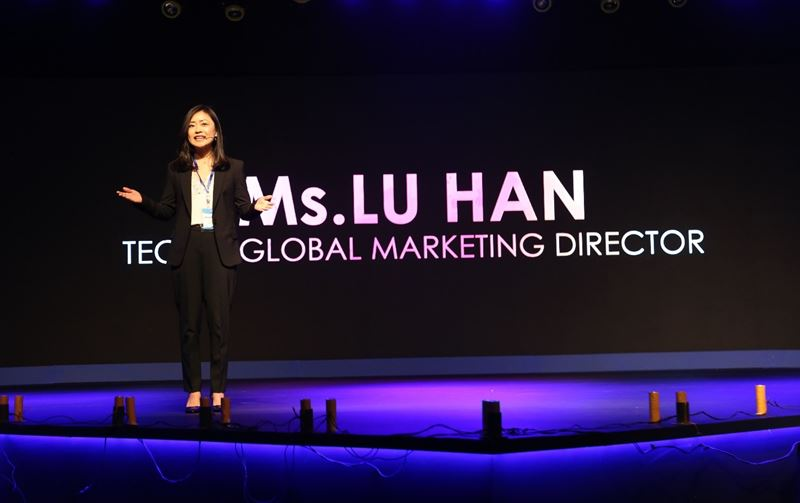Lu Han - Global Marketing Director