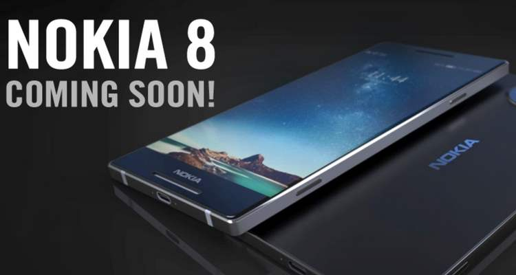 Nokia 8 leaks in Vimeo video, looks awesome