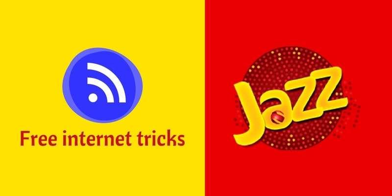 Jazz Free Internet Tricks