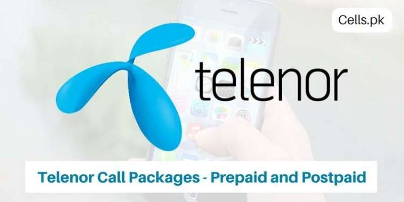 All Latest Telenor Call Packages with activation codes, Unsub codes, Prices and Validity (Prepaid / Postpaid)