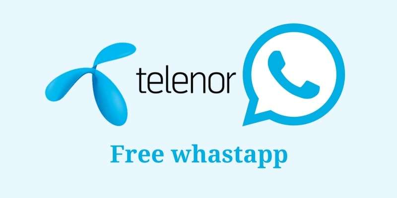 Telenor FREE WhatsApp Offer (How to Subscribe / Complete Details)