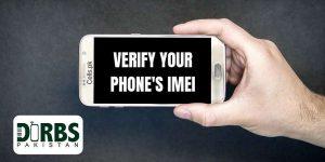 IMEI Verification through App, SMS & Website