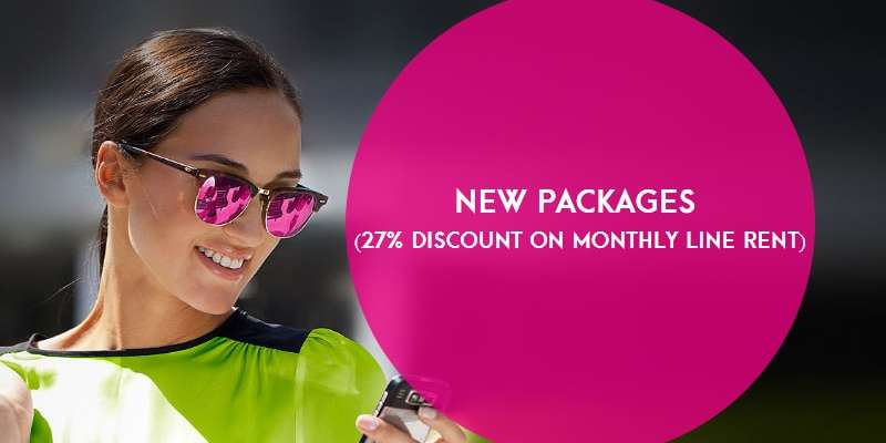 Now Enjoy 27% Off on Monthly Line Rent with all Zong Postpaid Packages (ALL Z Postpaid Plans)