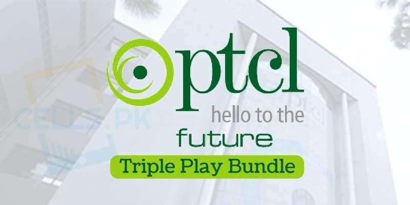 PTCL Internet Packages (4Mbps Triple Play Bundle) – Complete Details