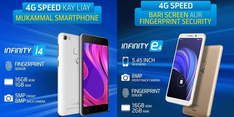 Now Buy affordable Telenor Infinity Phones with Yellowstone Warranty