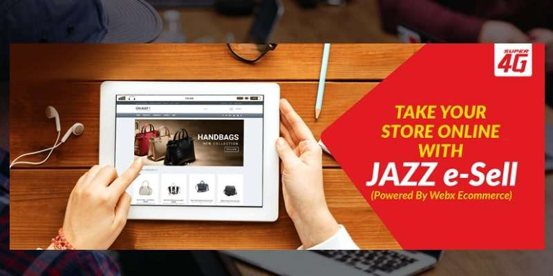 How to open your Online Store with Jazz e-Sell Service and Earn money (Guide)