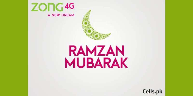 Zong Ramzan Daytime Offer 2019 Code, Price, Validity & Status