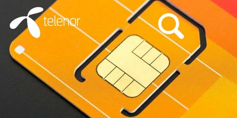 How to Unblock Your Telenor Sim PIN & PUK Code – Cells pk