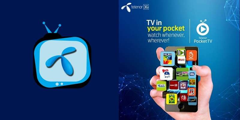 Now Watch your Favorite Shows with Telenor Pocket TV