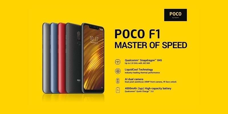 Jazz becomes Official POCOPHONE F1 Partner in Paki