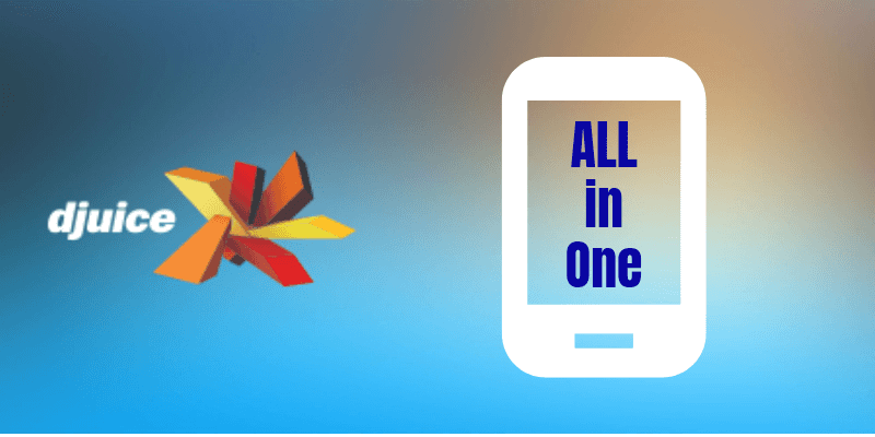 Djuice One Plan aka All in One Package Activation Method with Price and Validity