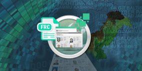 Apply Online for Nadra FRC