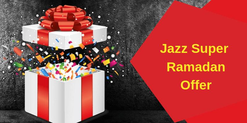 Jazz Super Ramadan Offer