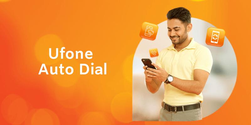 Ufone Auto Dial