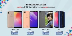 infinix discount Ramzan
