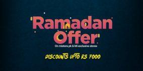 Mi Ramzan Offer