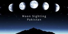 Moon Sighting Pakistan