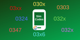 All sim codes