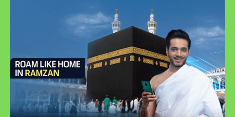 Telenor Ramzan Offer for KSA (May 2019) 1GB Internet, 100SMS, 100 Minutes