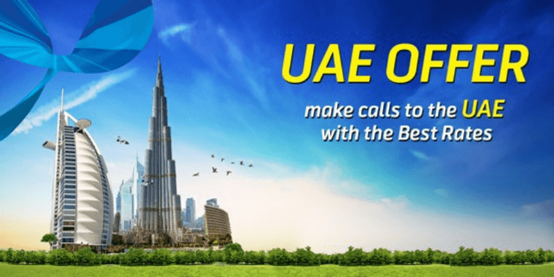 Telenor UAE Offer