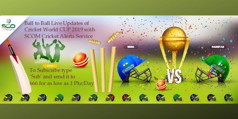 SCO World Cup Cricket Alerts & IVR Services (Latest)
