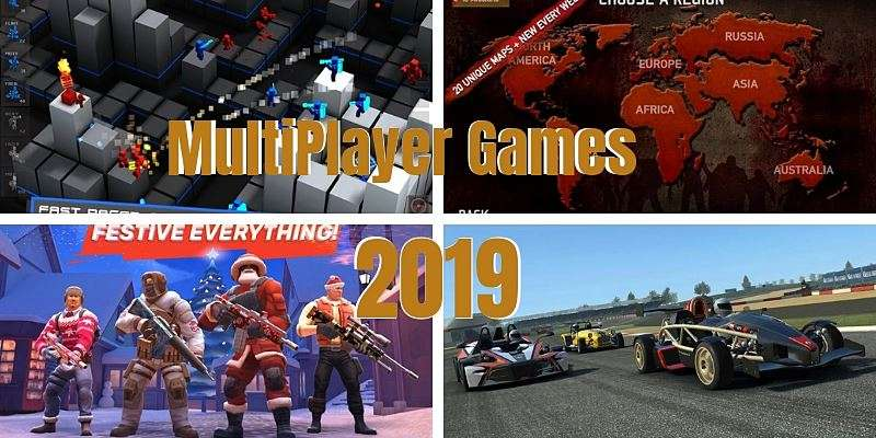 Android Multiplayer Games 2019