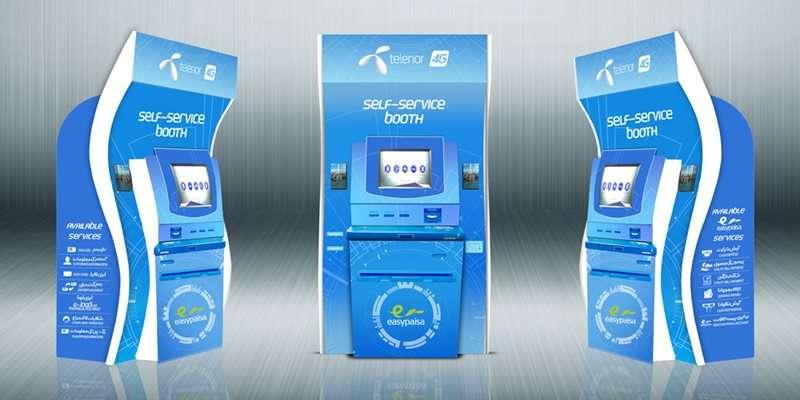 Telenor Pakistan launches 24/7 Self-Service Booths across Pakistan