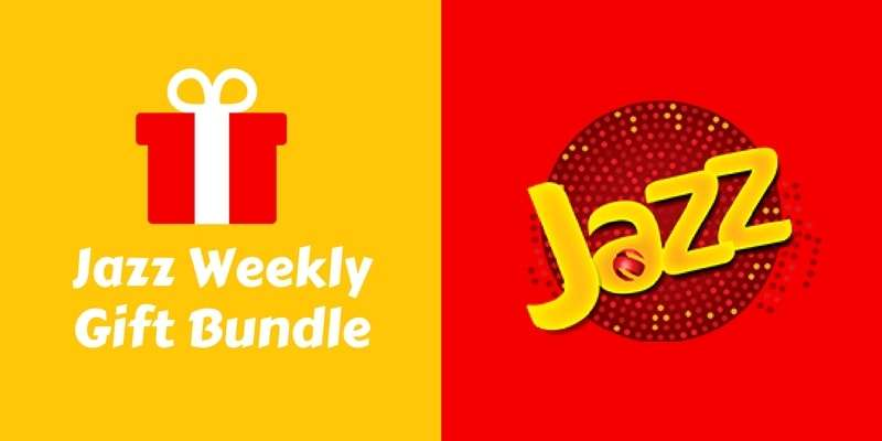 Mobilink Jazz 7000 MB Internet & 1000 SMS in just Rs. 60 (Jazz 3G Packages Weekly Gift Bundle)